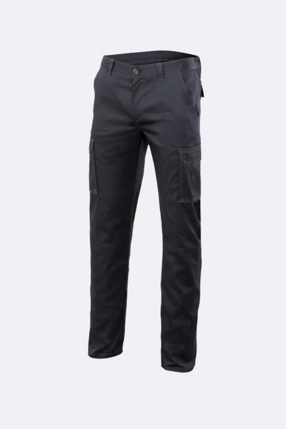Pantalón forrado stretch