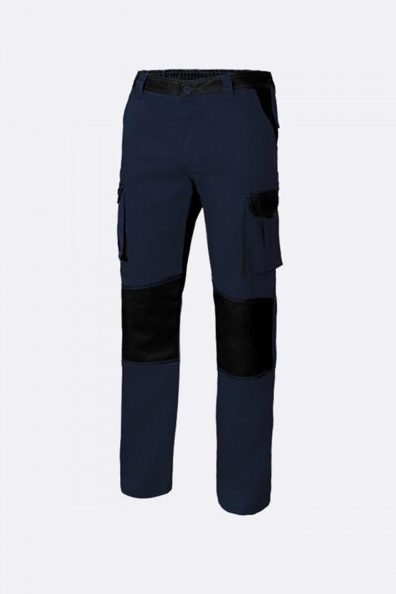 Pantalón bicolor
