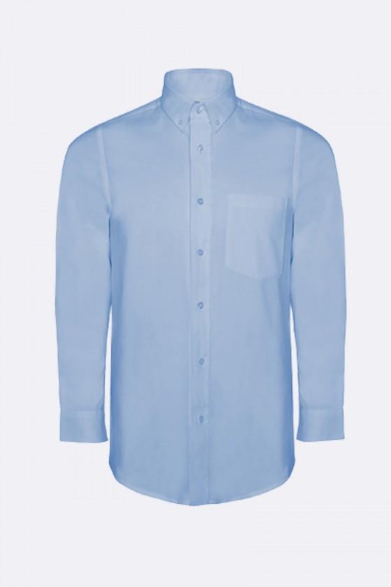 Camisa Oxford M/L