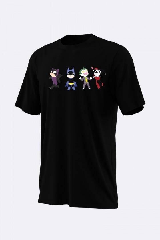 Camiseta Villanos