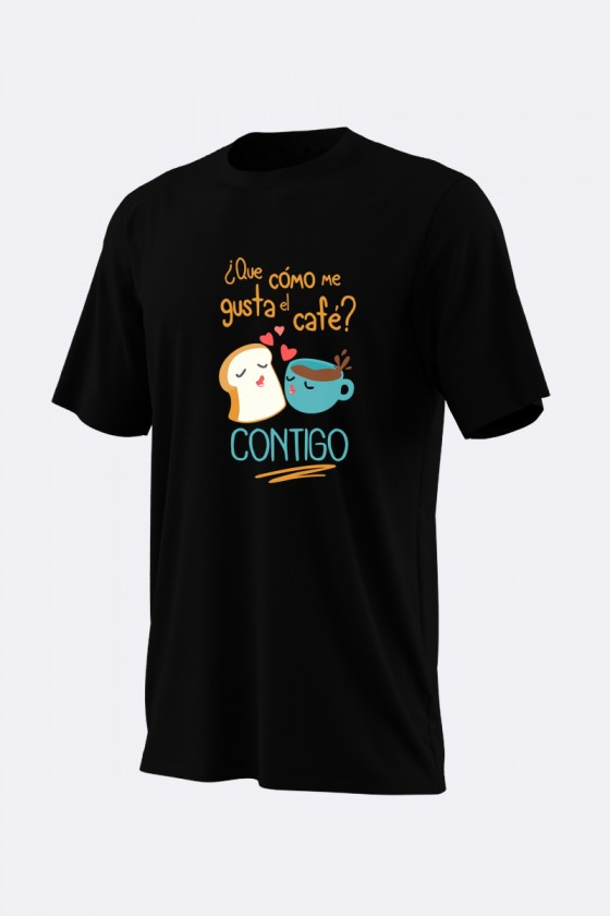 Camiseta ¿Qué cómo...?
