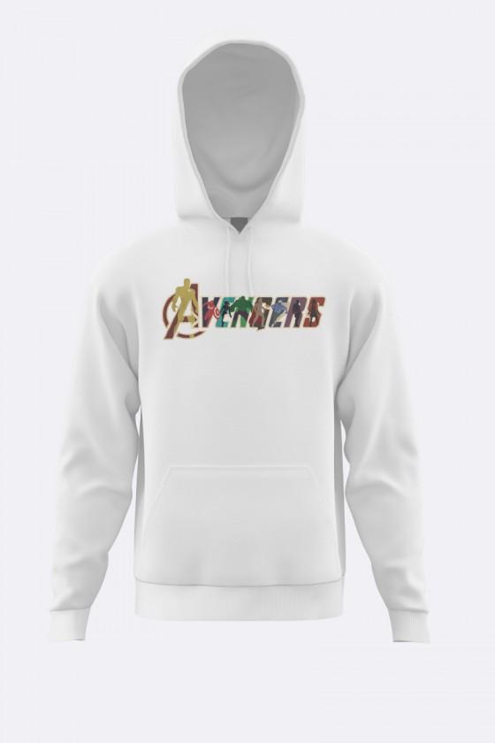 Sudadera Avengers