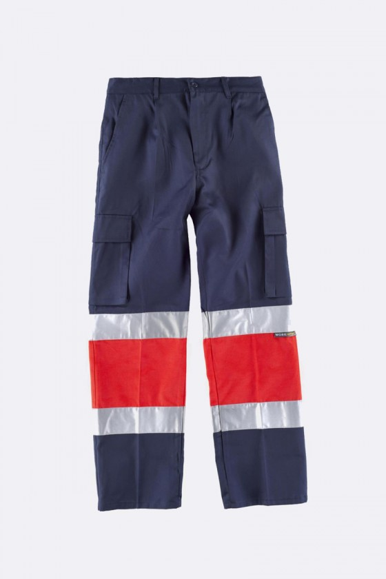 Pantalón Flúor