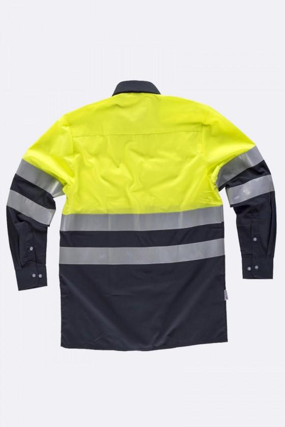 Camisa Flúor