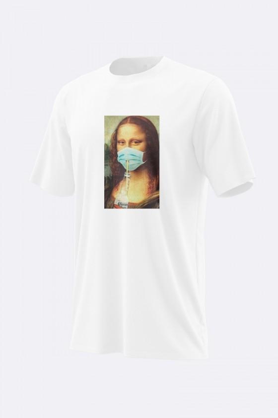 Camiseta Monalisa C.