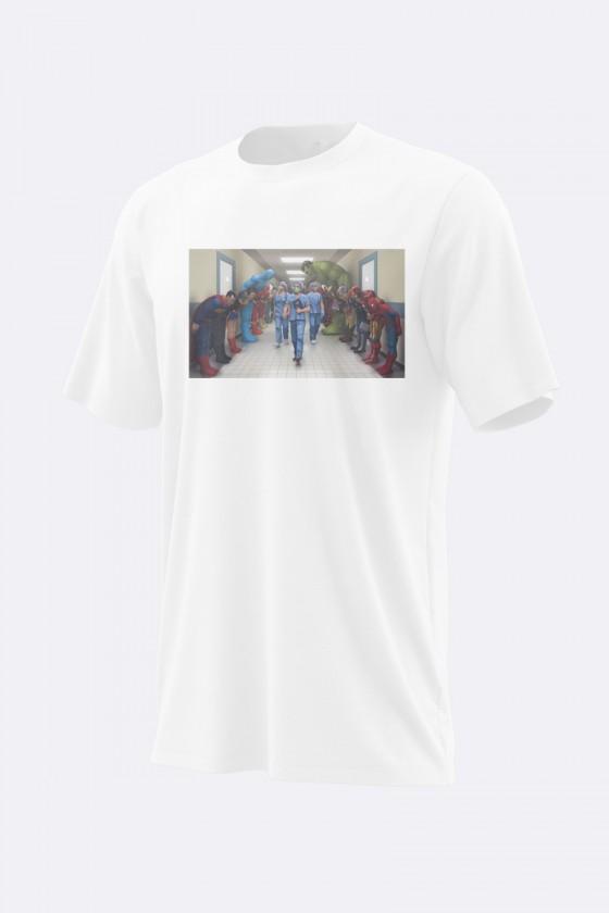Camiseta Super médicos