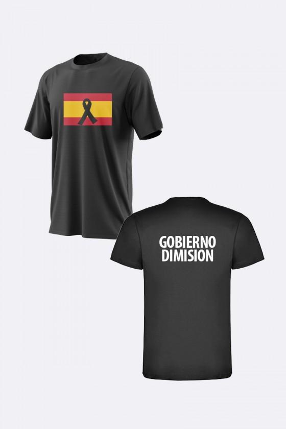 Camiseta Luto