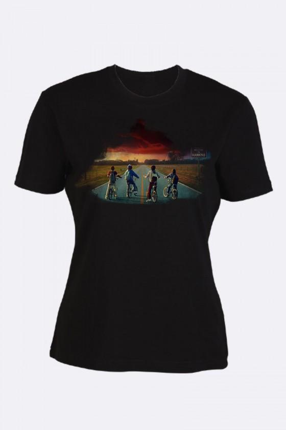 Camiseta Stranger