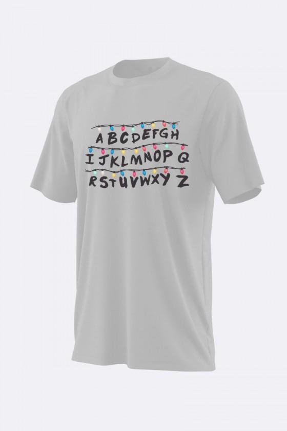 Camiseta Abecedario