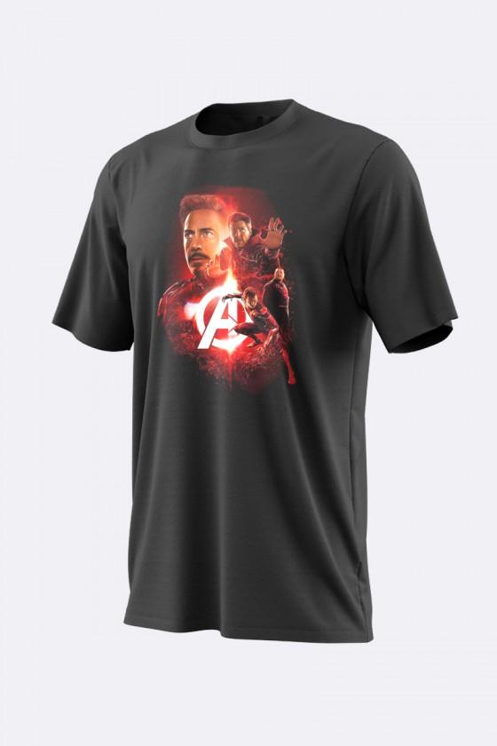 Camiseta AV.Rojo
