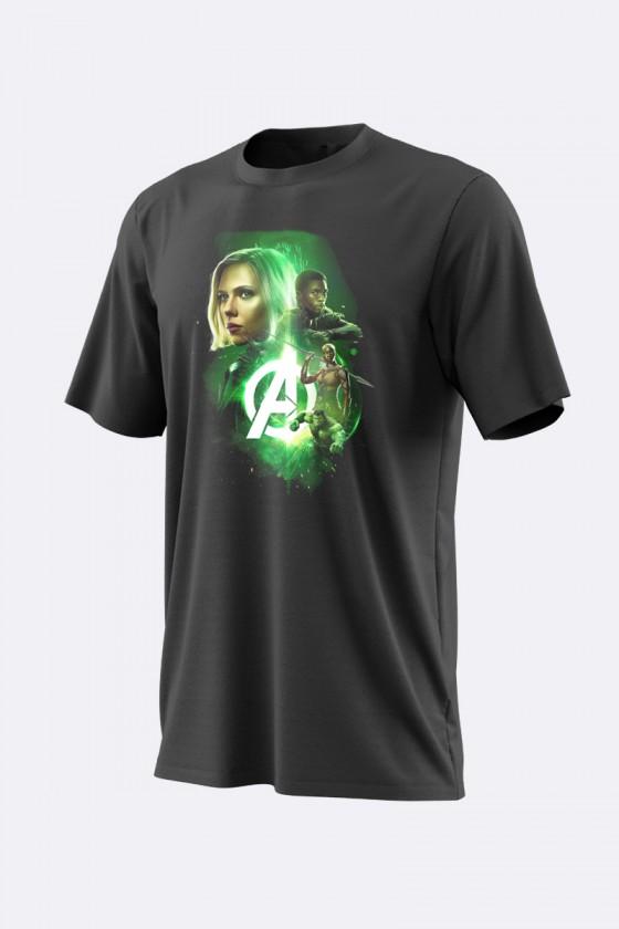 Camiseta AV.Verde