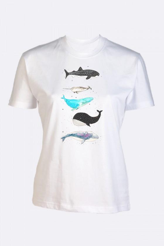 Camiseta Marina