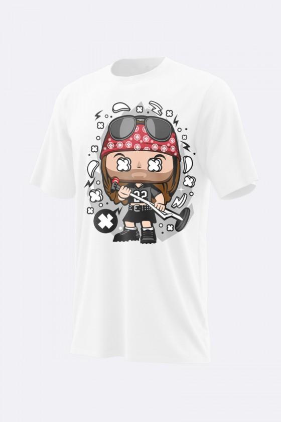 Camiseta Axl Rose