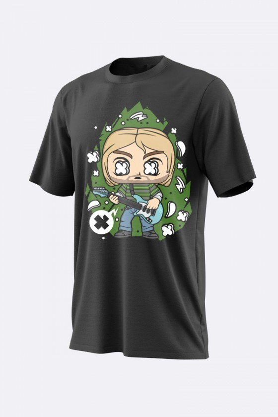 Camiseta Cobain