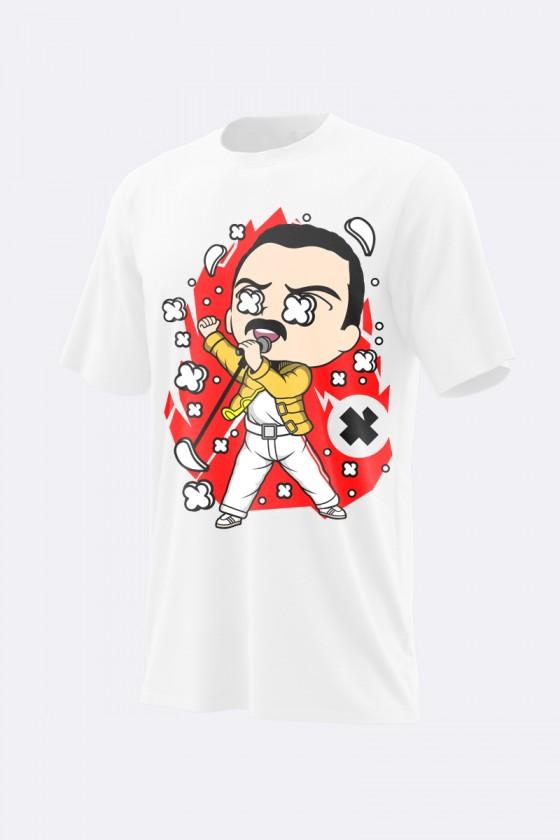 Camiseta Freddy Mercury