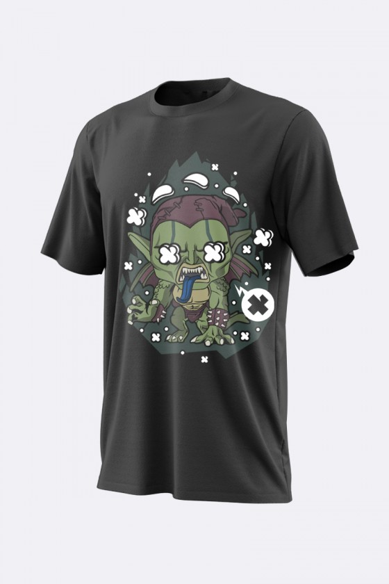 Camiseta Green Goblin