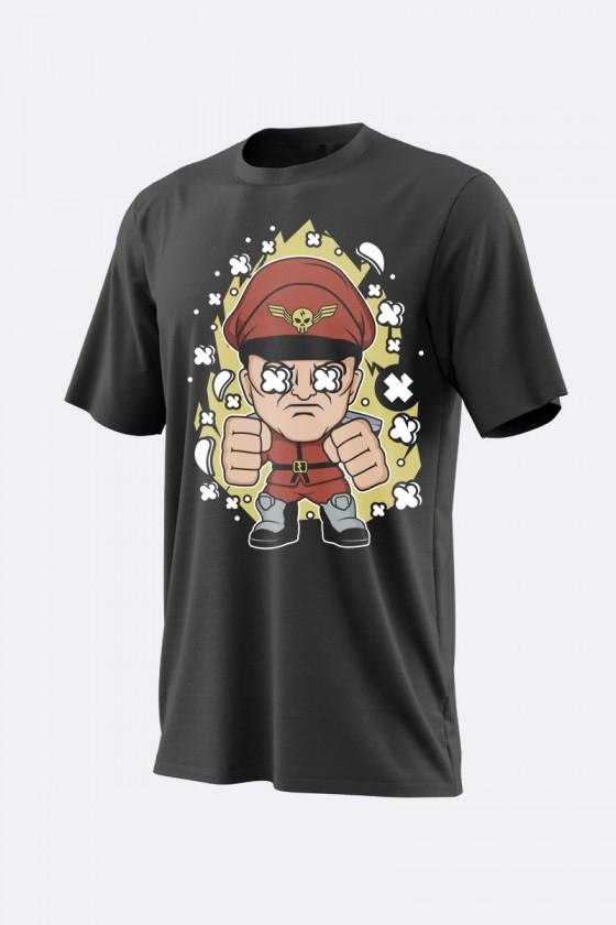Camiseta M Bison