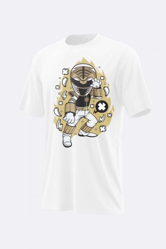 Camiseta Power Ranger