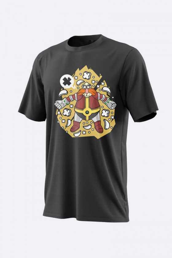 Camiseta Robotnit