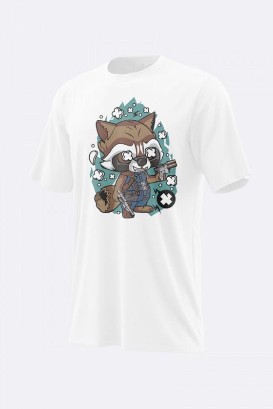 Camiseta Rocket
