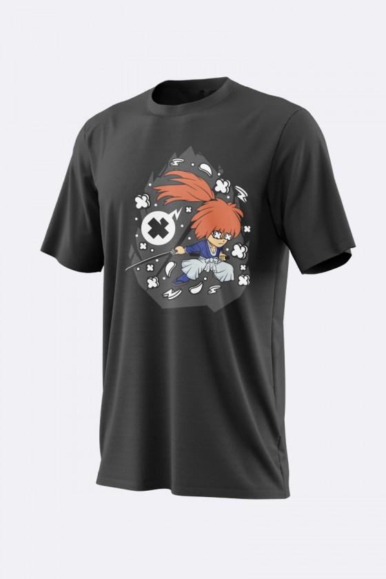 Camiseta Samurai X
