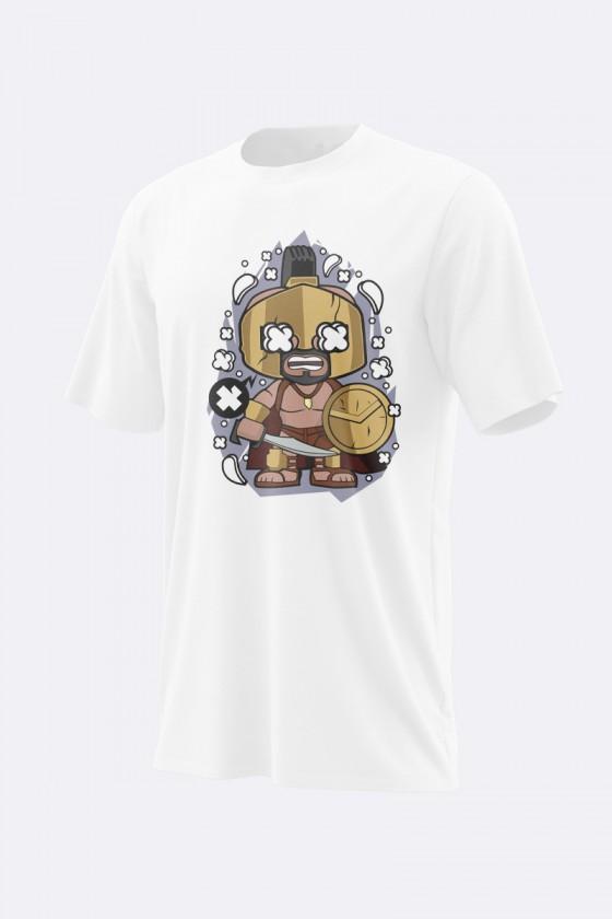 Camiseta Spartan