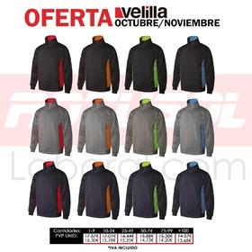 OFERTA SOBRE OFERTA🔥🔥 Exclusivo hasta noviembre, hazte con la sudadera bicolor más demandada de gran calidad.  Disponible en #RotusolLaboral   #Rotusol #Velilla #vestuarioLaboral